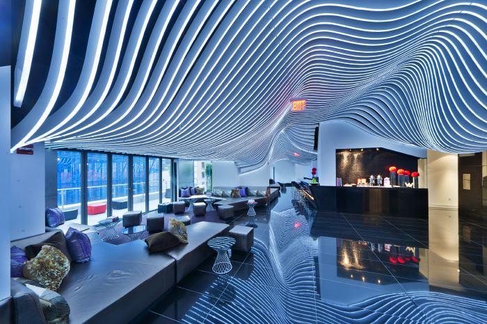 W New York Downtown Hotel Amp Residences As Graft La