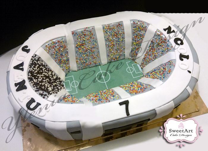 Torta Cake Design Torino : torta stadio torta compleanno stadio cake stadium torta ...