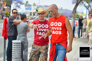 God Loves Fags | by fotonomous