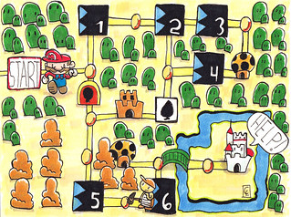 Super Mario Bros 3 - World 1 | by chrisfurniss