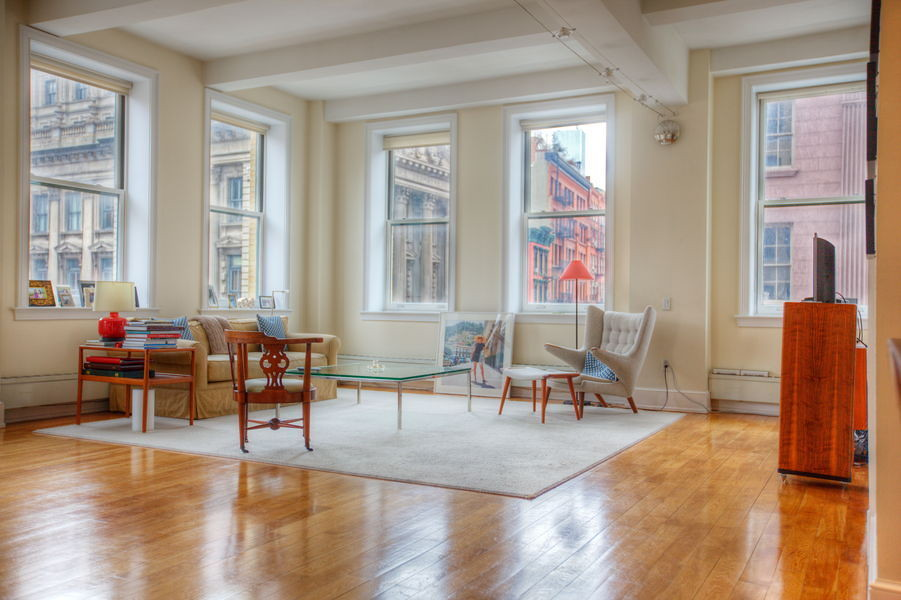 Stunning Soho Loft 10 500 Elegant Luxury Loft Apartment W