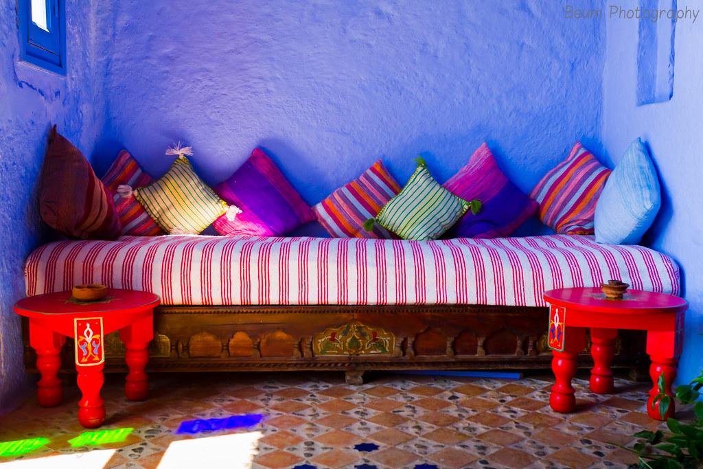 Moroccan Salon Traditional Moroccan Living Room Salon Maro Flickr