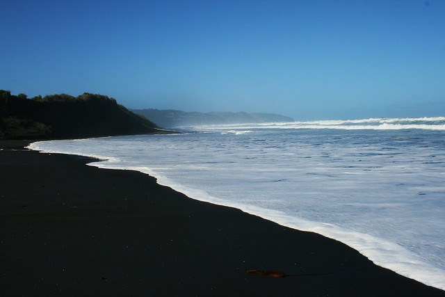 The royal purnama top 5 black sand beaches in the world for How many black sand beaches in the world