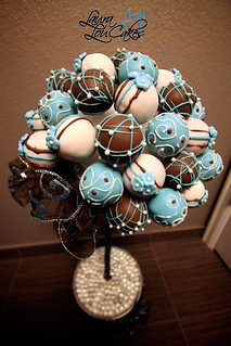Cake Pop Topiary | by serff