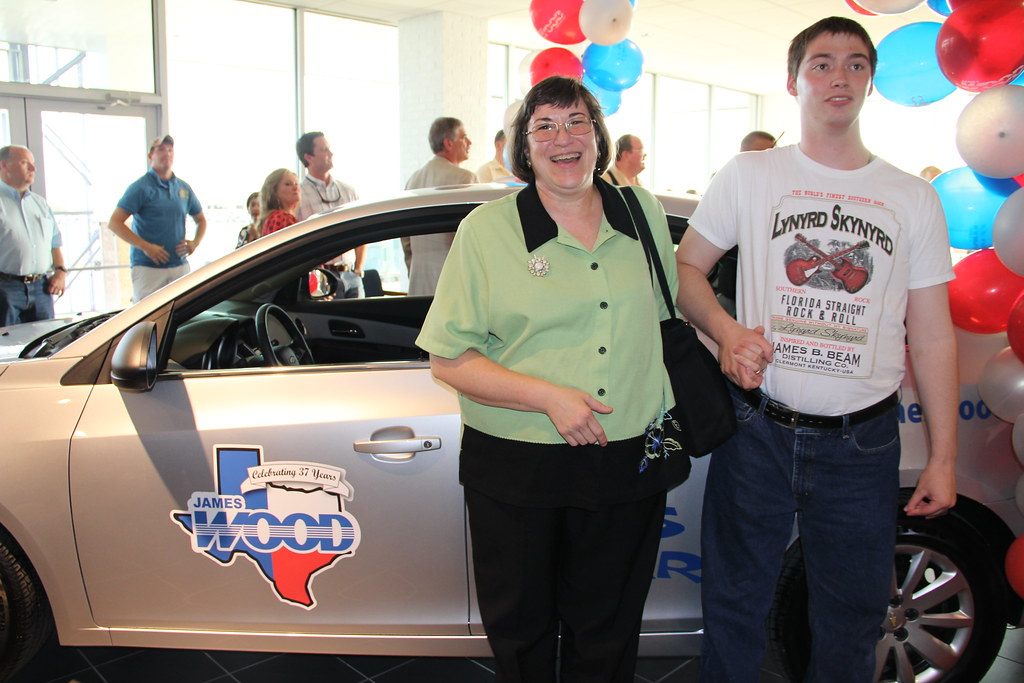 James Wood Wise County Chevy Cruze Give Away James Wood