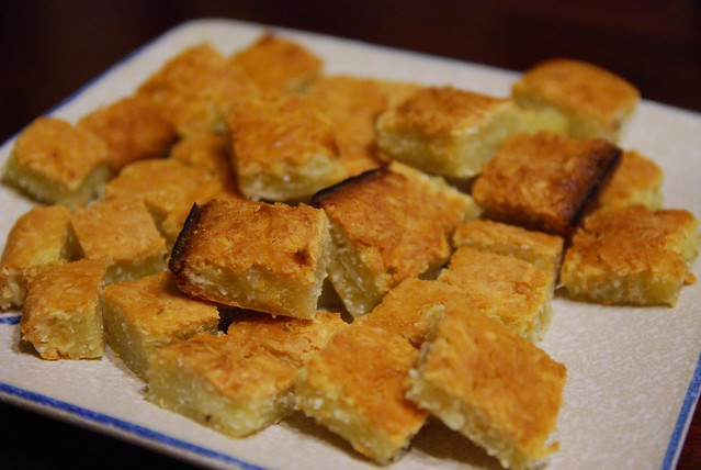Tapioca and coconut cakes | Flickr - Photo Sharing!