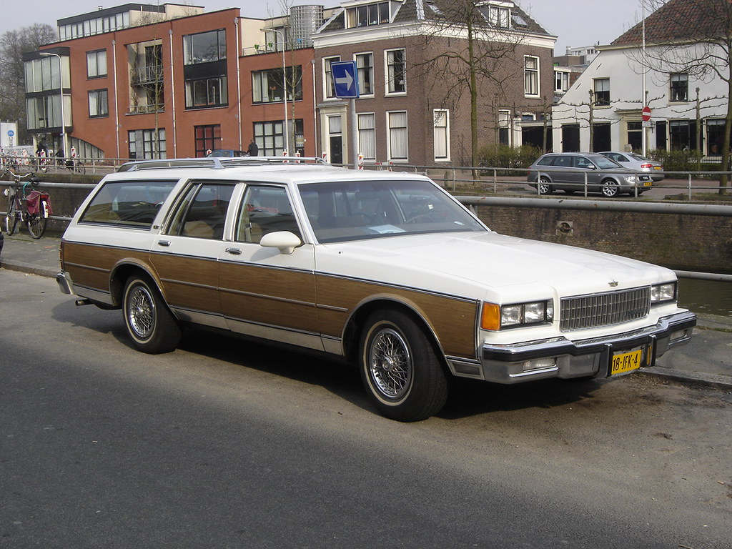 1986 Chevrolet Caprice Classic Wagon | A beautiful example ...