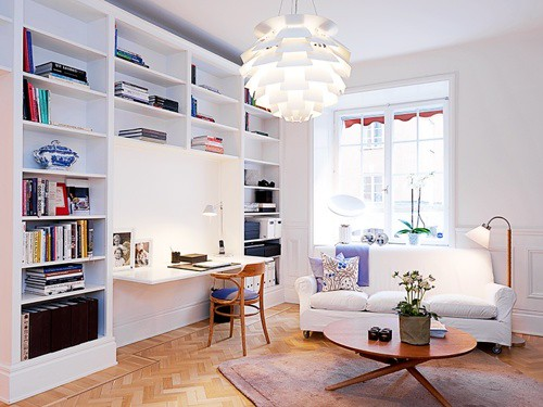 Source my ideal home beautiful home offices design for Ideal office design