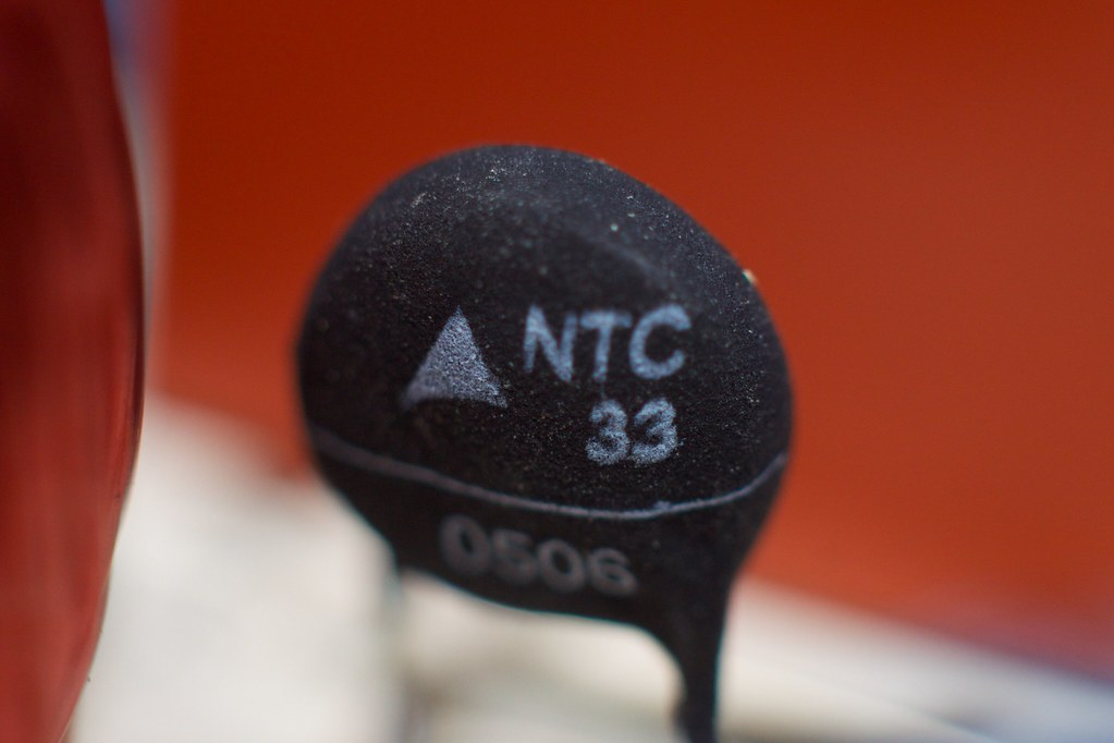 NTC 33 Thermistor   gahdjun   Flickr