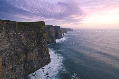 [350/365] Cliffs of Moher | by ng.kelven