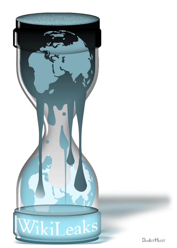 Wikileaks Logo - Illus...