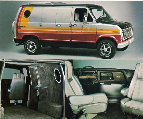 1976 Ford E 150 Econoline Cruising Van Coconv Flickr