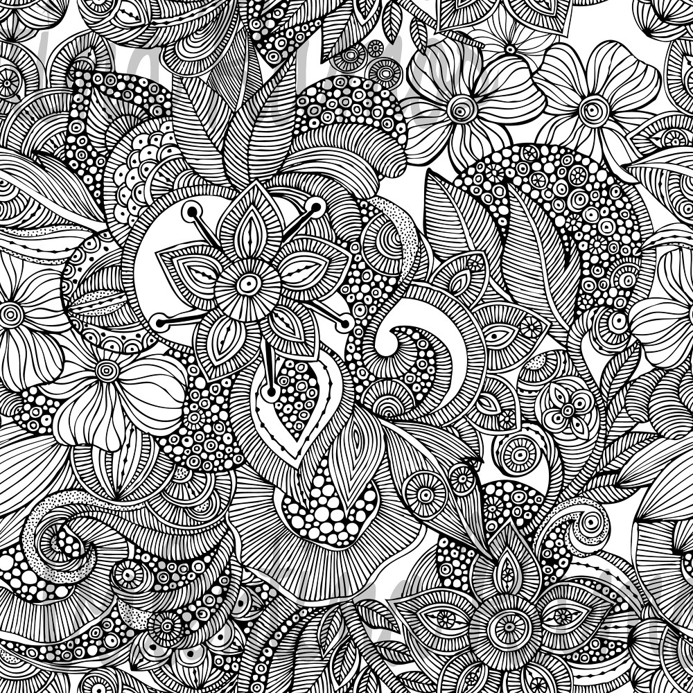 Doodles | This is my submission for this week Spoonflower ...