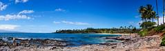 Kapalua Beach Panorama