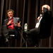 "148/365 - Gabriel Byrne and Jim Sheridan discuss ""In the Name of the Father"" at MoMA."