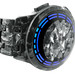 Kisai RPM Acetate Graphite LED Watch Design