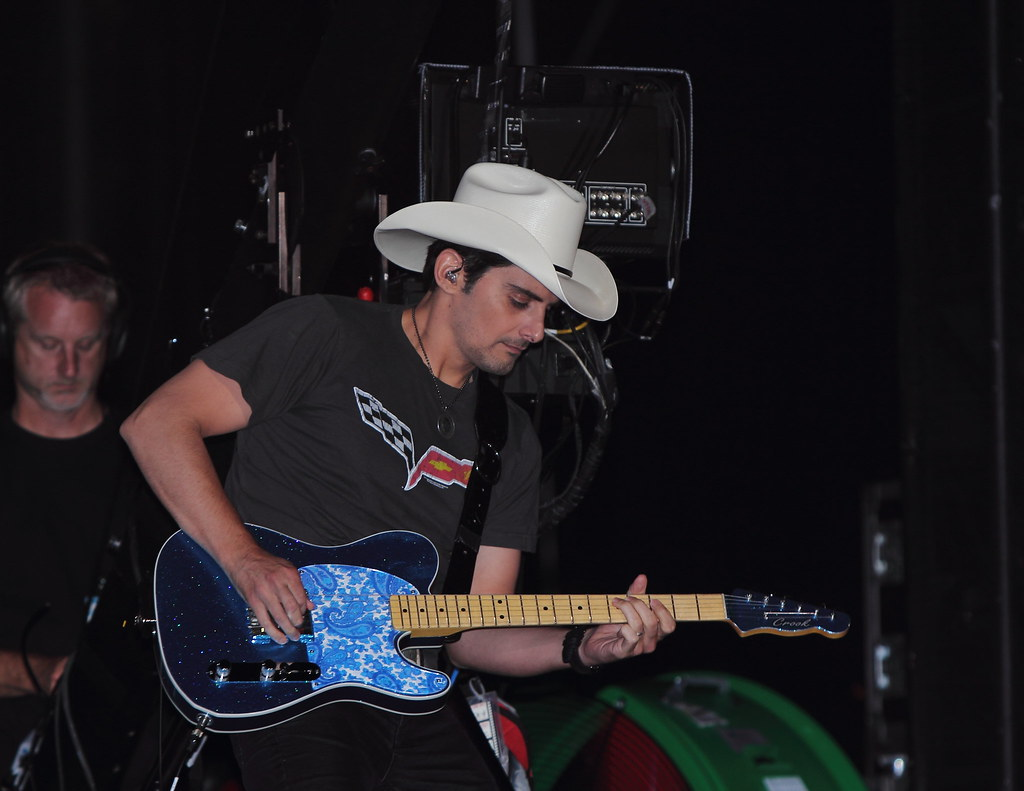 Brad Paisley  Tour Opening Acts