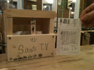 Sam's TV | by makeshoppgh