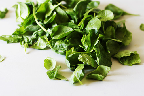 Fresh Young Spinach | by AZ Cookbook