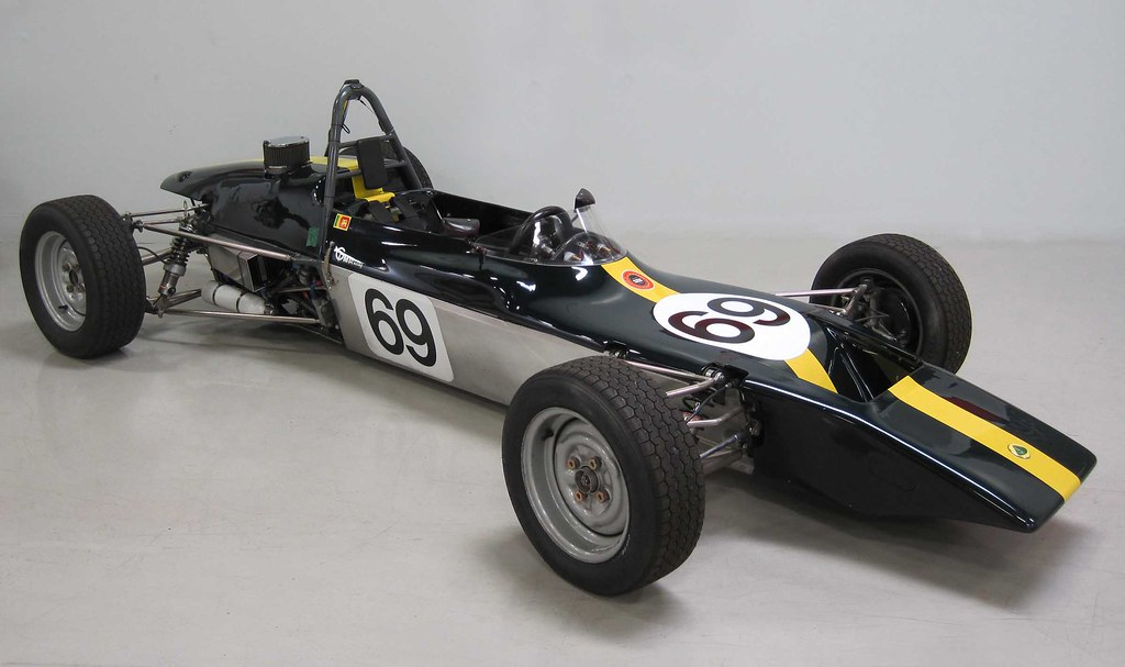 1972 Lotus 69 Formula Ford Vintage Race Car For Sale Front… | Flickr