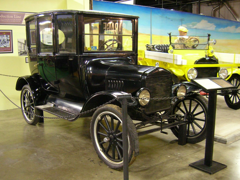 Ford New Model Car Image