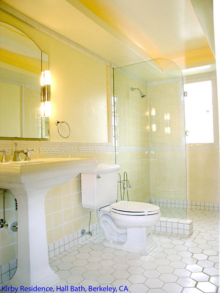 Custom Complete Bathroom Design Remodel Berkeley Ca Flickr