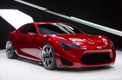 Scion FR-S Concept Debut | by Dave Pinter