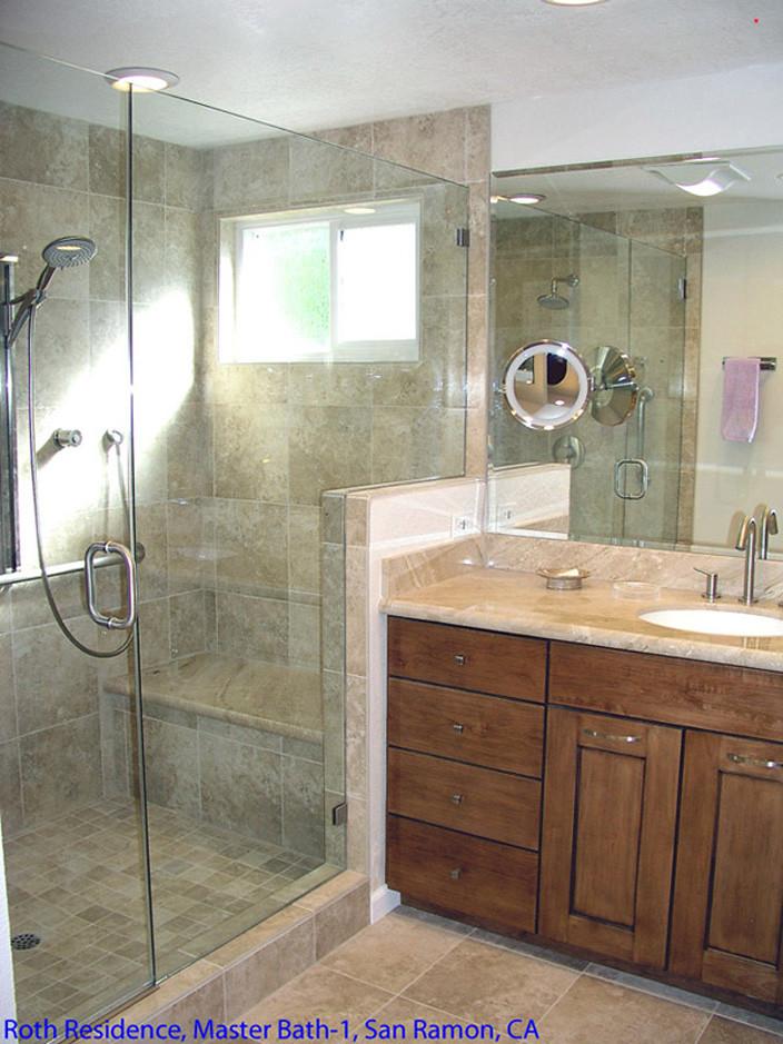Custom Complete Bathroom Design Amp Remodel San Mateo Ca