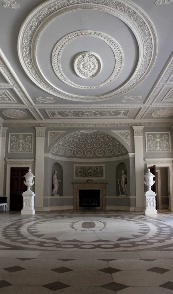 Entrance Hall South Apse Osterley Park House You Can