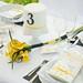 Dandelion inspired wedding
