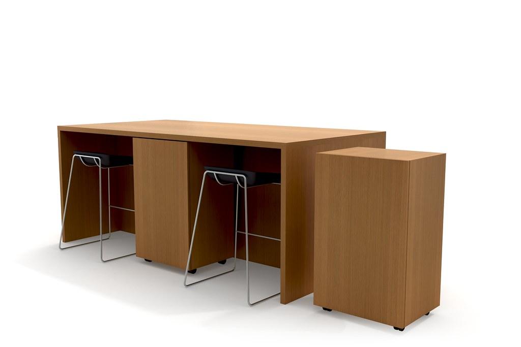 Sandbox Warm Oak Turnstone Furniture