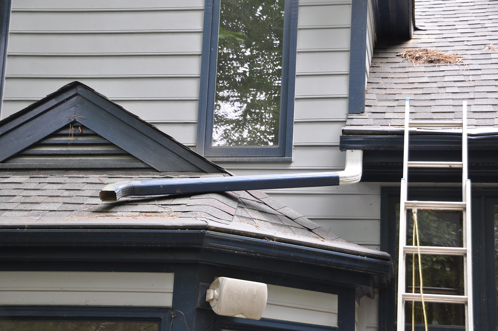 Cost To Install Downspouts Estimates And Prices At Fixr