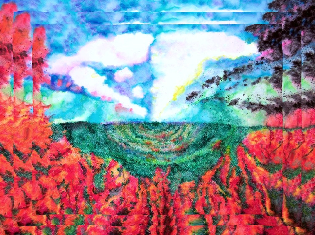 Innerspeaker Watercolour Tame Impala A Watercolour