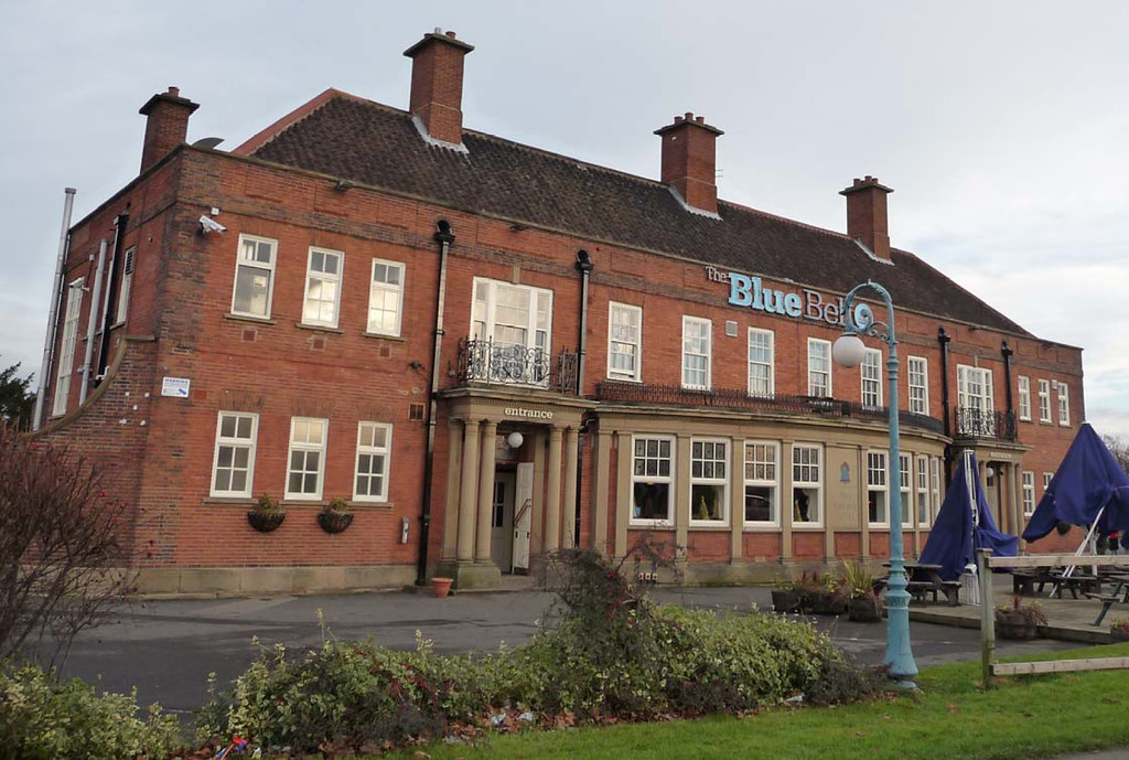 Blue Bell Hotel Acklam Road The Blue Bell Hotel Was