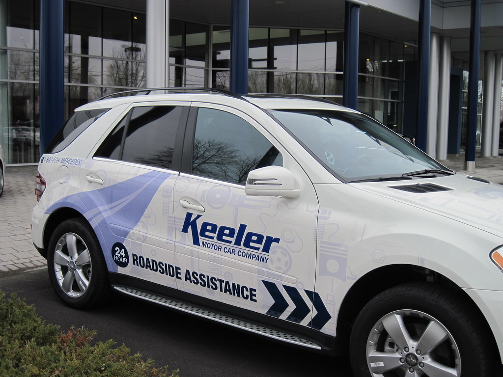 Keeler mercedes benz roadside assistance suv 006 the for Mercedes benz road side assistance