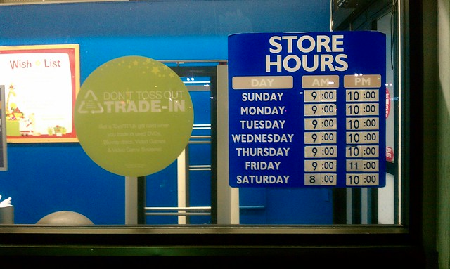 Toys R Us hours of operation in Fort Wayne, IN. Explore store hours and avoid showing up at closed places, even late at night or on a Sunday.