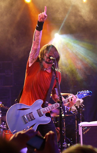 Foo Fighters at SXSW | by SativaBella