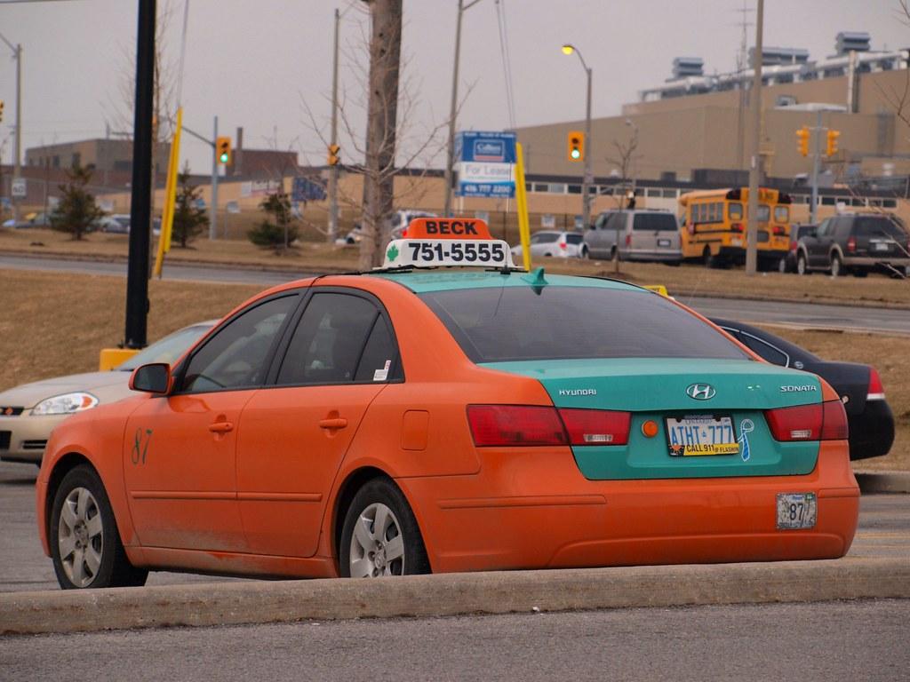 New Hyundai Sonata >> Hyundai Sonata Taxi | Not your typical Taxi cab! | Michael | Flickr