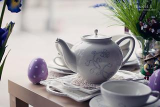 67/365 Tea time