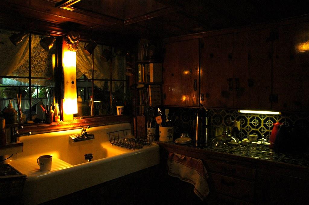 Kitchen Sink Rack Refurbiration