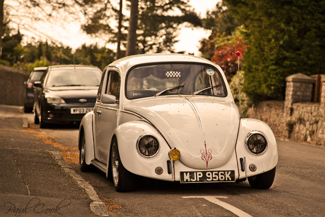 Old School Vw Beetle Cook24v Flickr