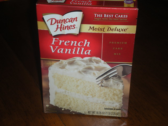 Boxed Cake Mix Coffee Cake Recipe