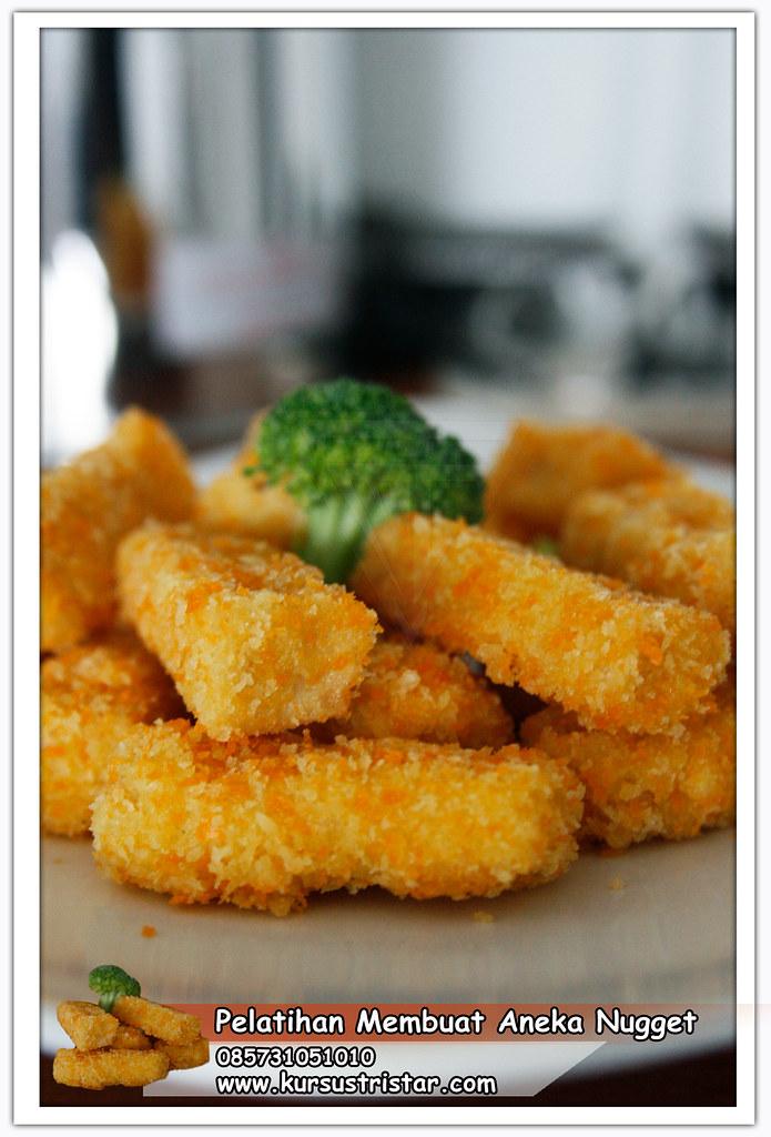 Resep Cara Membuat Chicken Nugget. | Resep: Chicken Nugget