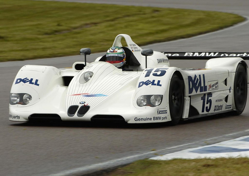 bmw v12 lmr le mans 1999 winning car seen at rockingham mo. Black Bedroom Furniture Sets. Home Design Ideas