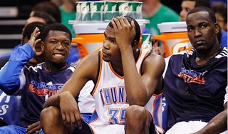 thunder bench | by basketbawful