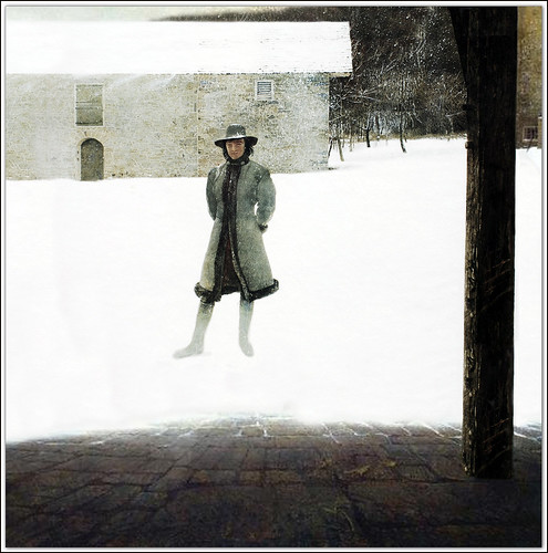 Andrew Wyeth Outpost 1968 Egg Tempera Painting Flickr