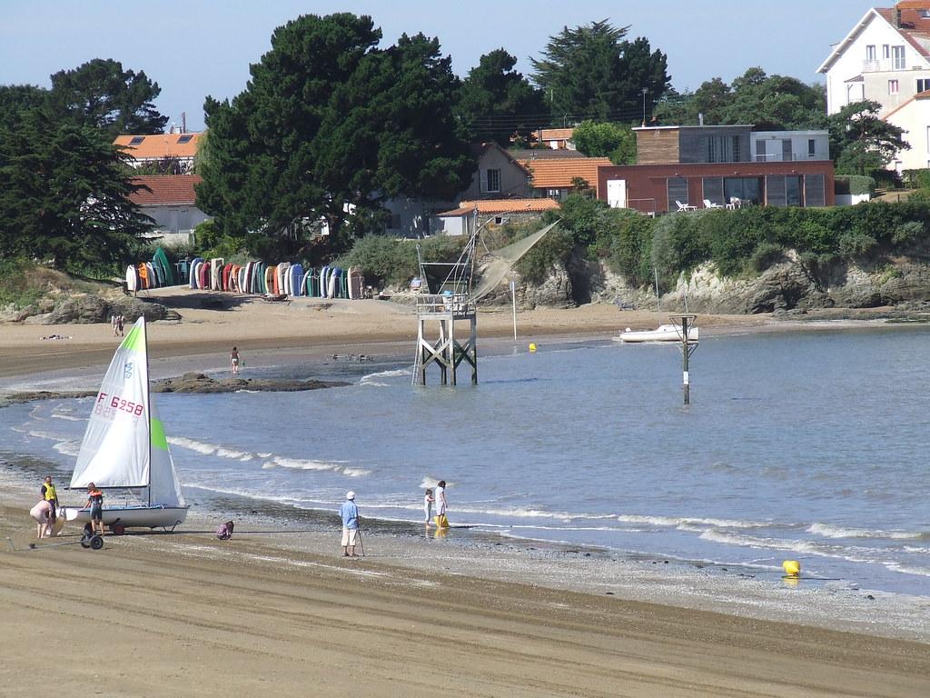 Le cormier plage la plaine sur mer office de tourisme de flickr - La plaine sur mer office de tourisme ...