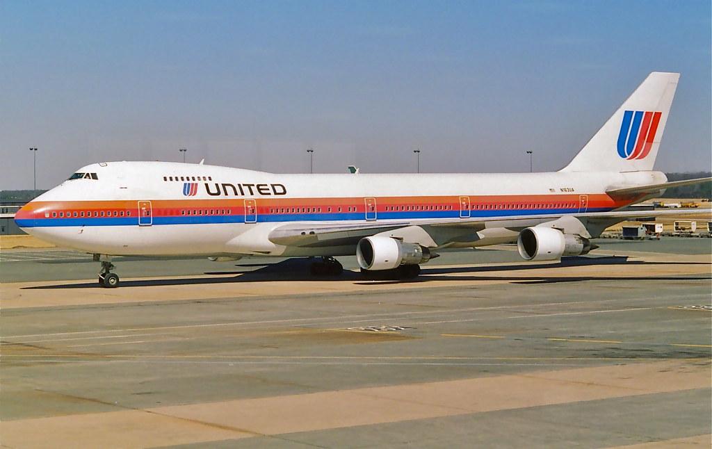 N163UA 747-200 United Airlines   RedRipper24   Flickr