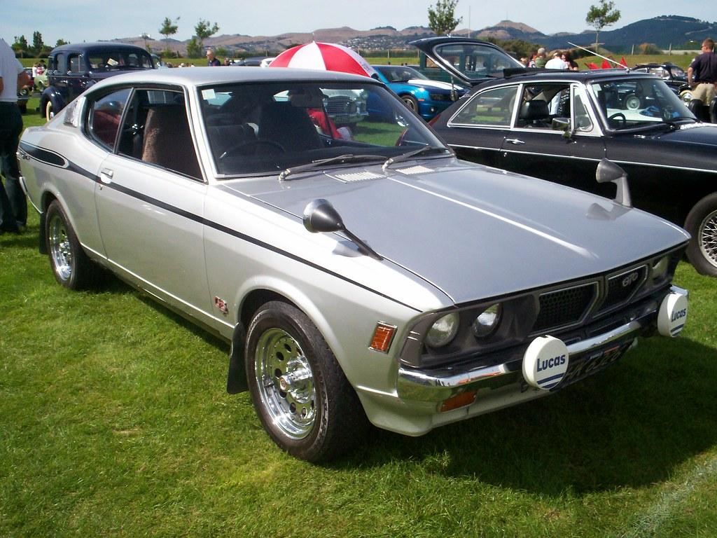 1975 Mitsubishi Colt GTO