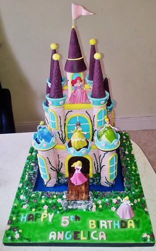 Disney Princess Cake Maria Hartwich Flickr